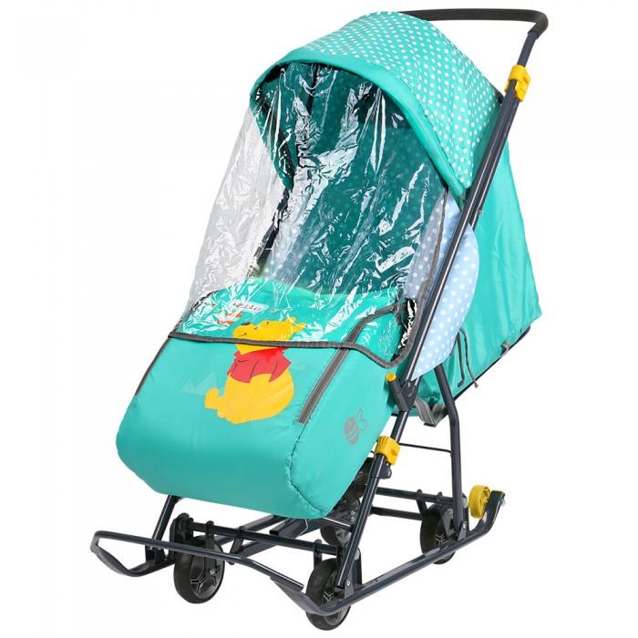 Купить Санки-коляски, Санки-коляска Ника Disney Baby 1