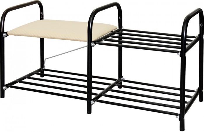 Мягкие кресла Ника Этажерка для обуви Люкс 1