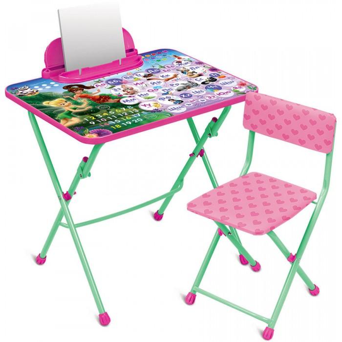 Детские столы и стулья Ника Набор мебели Disney 3
