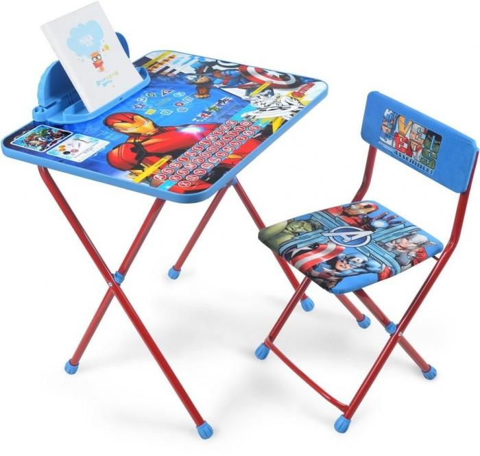 Детские столы и стулья Ника Набор мебели Disney 4
