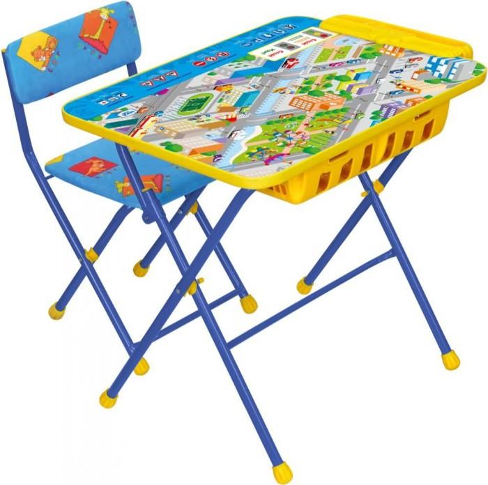 Купить Детские столы и стулья, Ника Набор мебели Маша и медведь