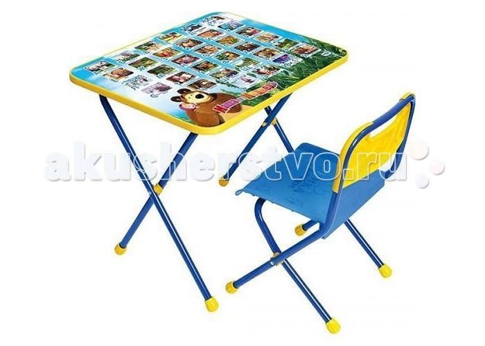 Купить Детские столы и стулья, Ника Набор мебели (стол+стул)