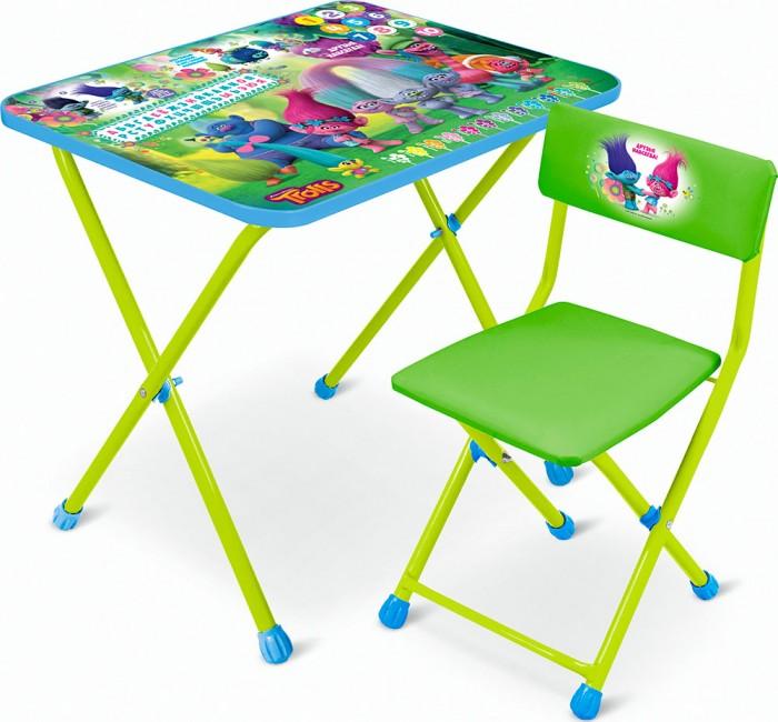 Столы и стулья Ника Набор мебели Trolls столы и стулья ника набор мебели фиксики