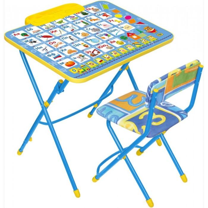 Детские столы и стулья Ника Набор мебели Умничка 3