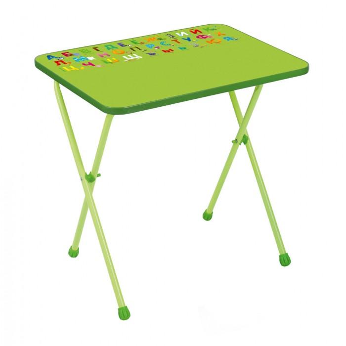 Детские столы и стулья Ника Стол складной Алина 2