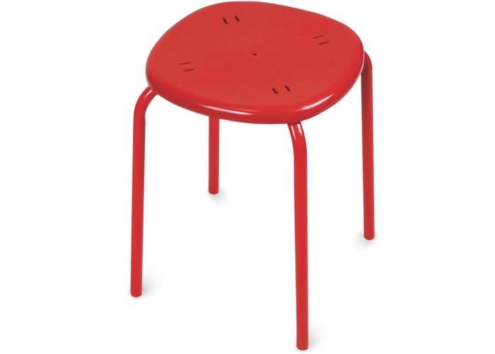 Кресла и стулья Ника Табурет с пластмассовым сиденьем ТП02