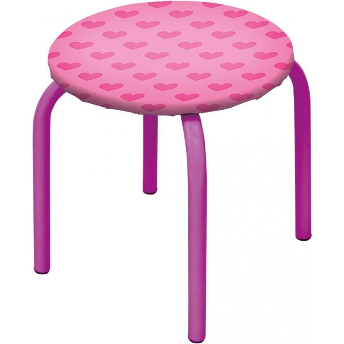 Детские столы и стулья Ника Табурет ТМ