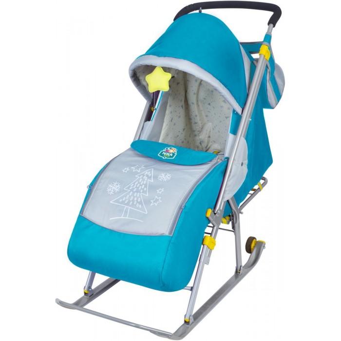 Купить Санки-коляски, Санки-коляска Ника Детям 4