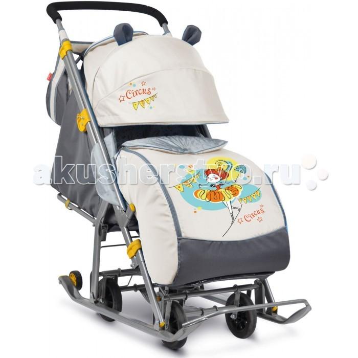 Санки-коляски Ника Детям 7