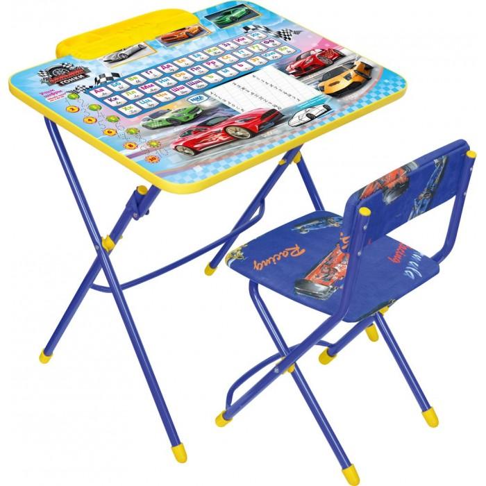Купить Детские столы и стулья, Ника Набор мебели (стол-парта+мягкий стул)