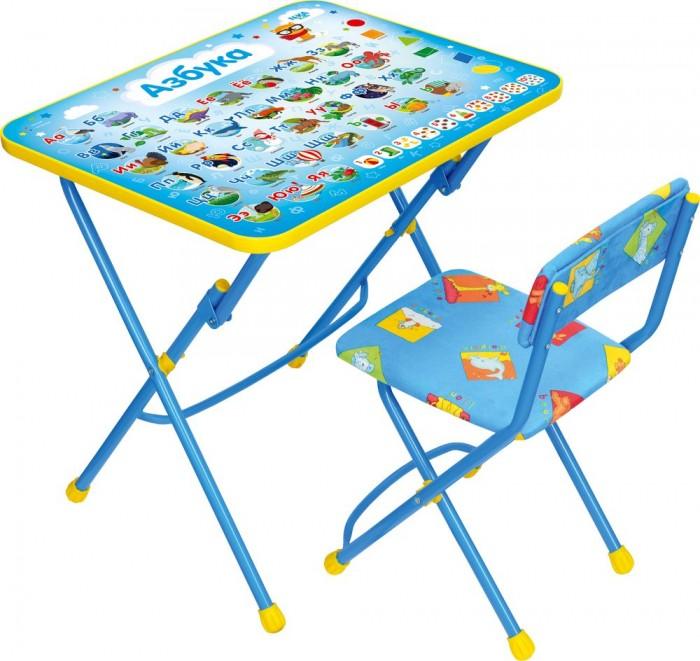 Столы и стулья Ника Набор мебели (стол-парта+мягкий стул) столы и стулья ника набор мебели стол парта мягкий стул