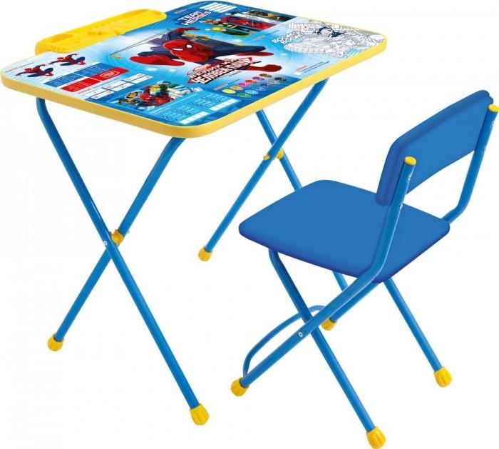 Столы и стулья Ника Набор мебели Disney 2 ника набор мебели ника стол пенал стул мягкий ку2 познаю мир познаю мир