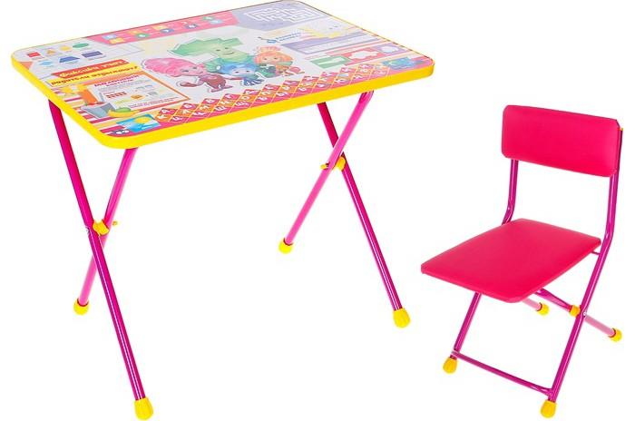 Столы и стулья Ника Набор мебели Фиксики столы и стулья ника набор мебели фиксики