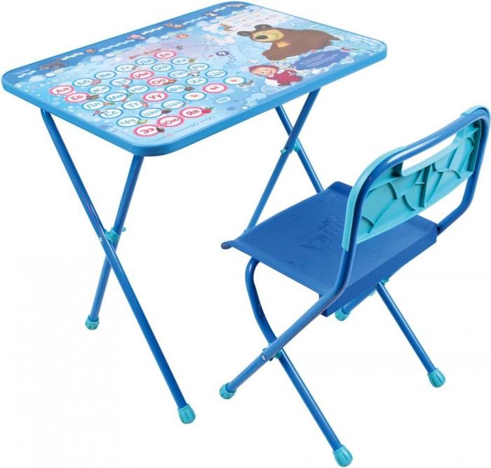 Детские столы и стулья Ника Набор мебели (стол+стул)
