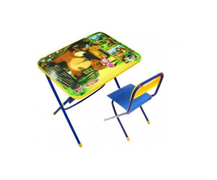Столы и стулья Ника Набор мебели (стол+стул) столы и стулья ника набор мебели фиксики