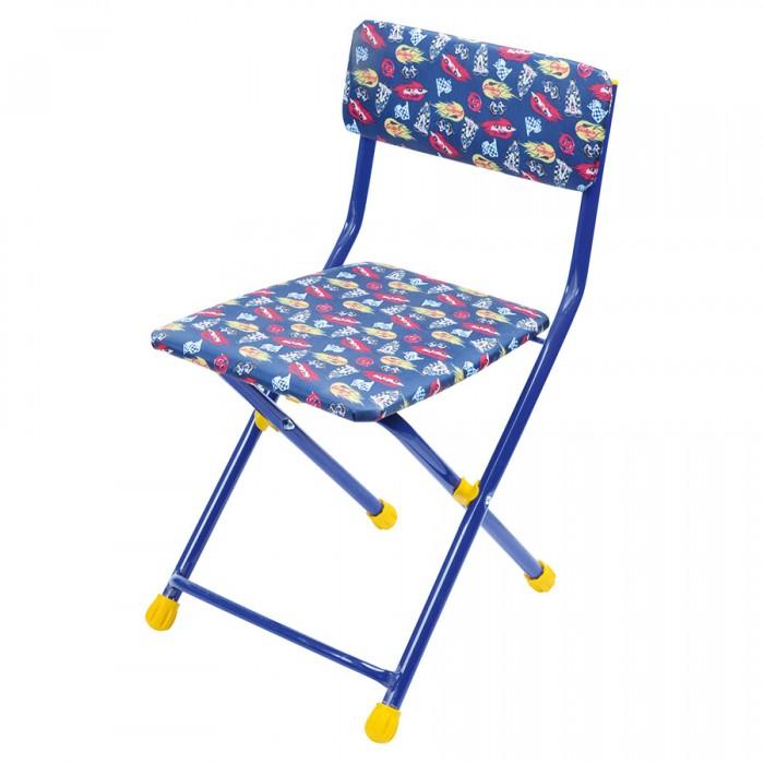 Столы и стулья Ника Стул складной с мягким сиденьем столы и стулья хохлома стул детский с художественной росписью из массива