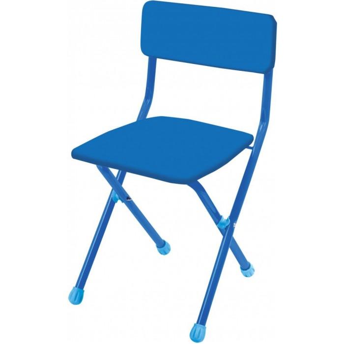 Детские столы и стулья Ника Стул складной с мягким сиденьем стол складной ника водостойкий пластик 100x50 cм