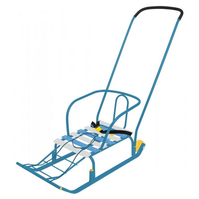 Санки Ника Тимка 5 Комфорт с колесом санки коляска nika тимка 2 комфорт т2к green