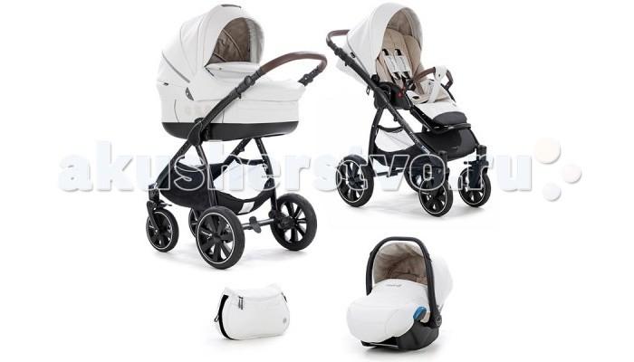 Детские коляски , Коляски 3 в 1 Noordi Fjordi Sport NB Кожа 3 в 1 арт: 355055 -  Коляски 3 в 1