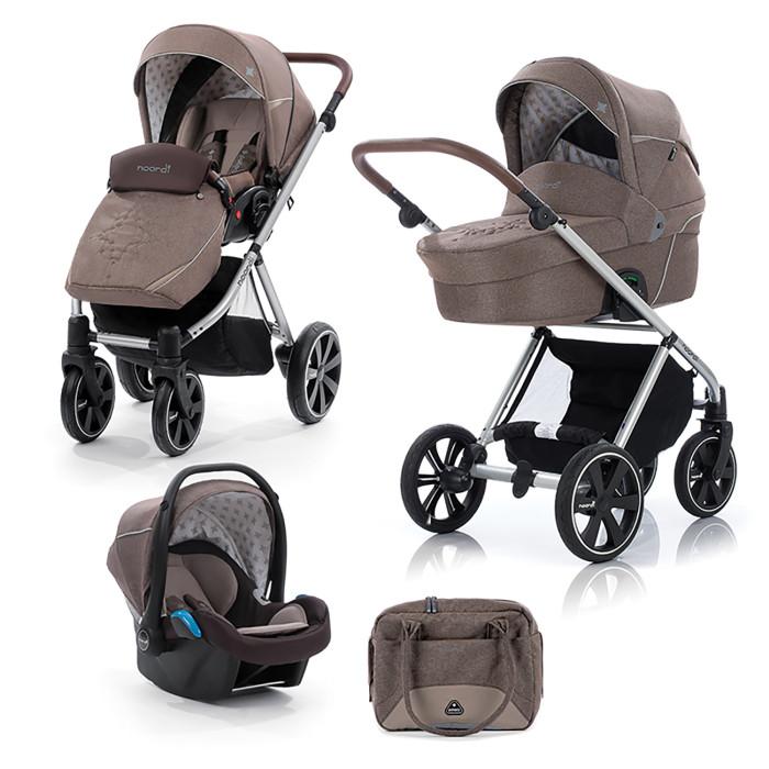 Детские коляски , Коляски 3 в 1 Noordi Polaris City 3 в 1 арт: 230413 -  Коляски 3 в 1