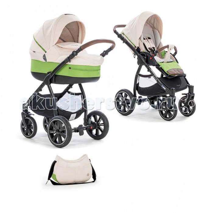 Коляска Noordi Sole Sport 2 в 1Sole Sport 2 в 1Коляска Noordi Sole Sport 2 в 1— это универсальная система 2 в 1, которая включает люльку и прогулочный блок. Яркие и стильные расцветки. Сортивная, стильная рама  с поворотными передними колесами, мягкая амортизация, плавный ход. Подходит для любого сезона! В комплект входит необходимый набор аксессуаров: сумка для мамы, накидка на ножки в прогулочный блок, подстаканник и дождевик.   Люлька с ровным основанием и кокосовым матрасиком подходит для малышей от рождения. Высокие бортики, плотная накидка и капюшон надежно защитят кроху в любую погоду. Жарким летом используйте москитную сетку и сетчатую вставку в капюшоне. Прогулочный блок предназначен для малышей от 6 месяцев: оснащен мягким матрасиком, пятиточечными ремнями и бампером с накладкой под кожу, спинка комфортно регулируется до горизонтального положения. Прогулочное сидение можно поставить лицом к маме и наоборот.    Практичное и удобное шасси: ненадувные колеса (сделаны из резины с силиконовым наполнителем), ручка регулируется, имеет накладку под кожу. Классическая рама с системой пружинной амортизации обеспечит плавный и мягкий ход. Подходит для любых дорог: город, парк, лес, снег, песок.<br>