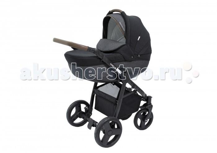Детские коляски , Коляски 2 в 1 Noordline Amelis Black Air 2 в 1 арт: 462021 -  Коляски 2 в 1