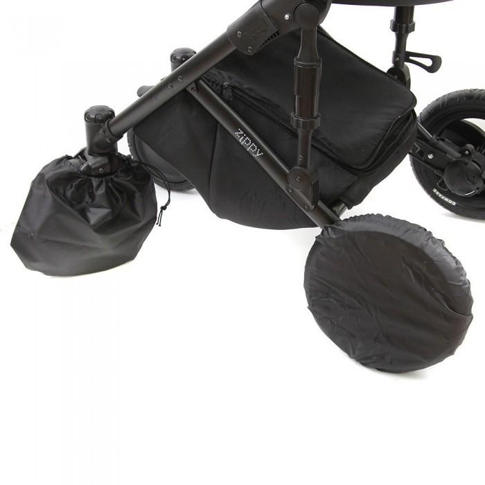 Аксессуары для колясок Noordline Чехлы на колеса коляски с двумя поворотными колесами аксессуары для колясок esspero чехлы для колес поворотные колеса