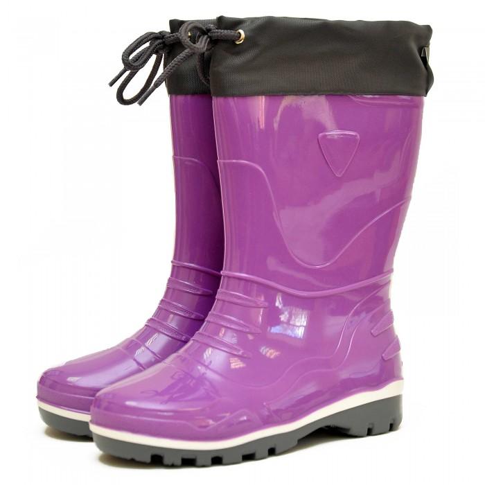 резиновая обувь lassie резиновые сапоги 769142 Резиновая обувь Nordman Step Резиновые сапоги утепленные с манжетой