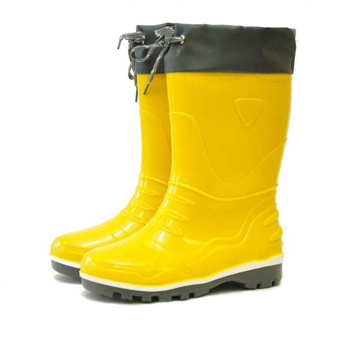 резиновая обувь lassie резиновые сапоги 769142 Резиновая обувь Nordman Step Резиновые сапоги с манжетой утепленные