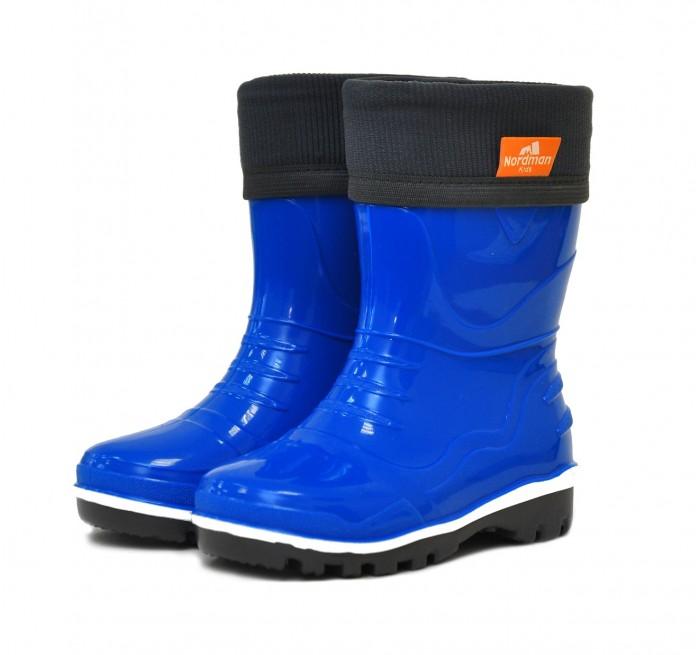 резиновая обувь lassie резиновые сапоги 769142 Резиновая обувь Nordman Step Резиновые сапоги утепленные с манжетой из вельвета