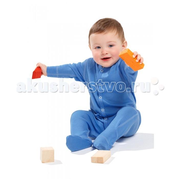 Детская одежда , Комбинезоны и полукомбинезоны Norveg Soft Baby Комбинезон детский арт: 368488 -  Комбинезоны и полукомбинезоны