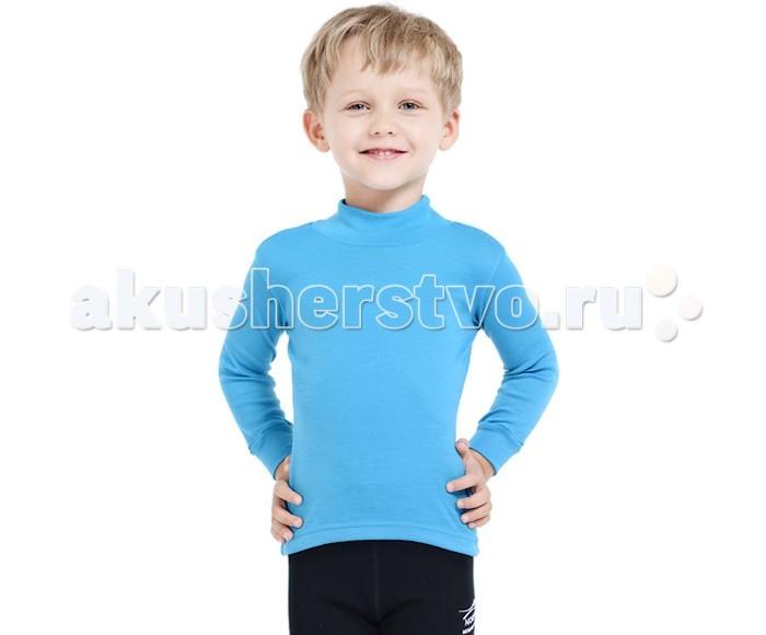 Детская одежда , Водолазки и лонгсливы Norveg Soft City Style Водолазка детская с длинным рукавом арт: 368843 -  Водолазки и лонгсливы