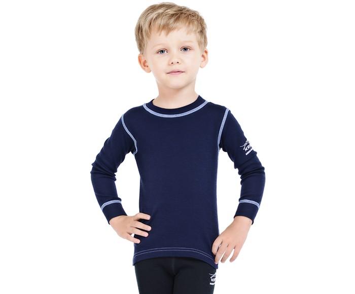 Norveg Soft Kids Футболка детская с длинным рукавом от Norveg