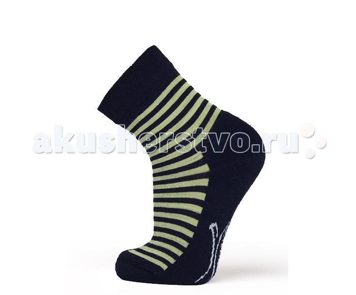 Колготки, носки, гетры Norveg Soft Merino Wool Носки детские в полоску дом в володарском районе