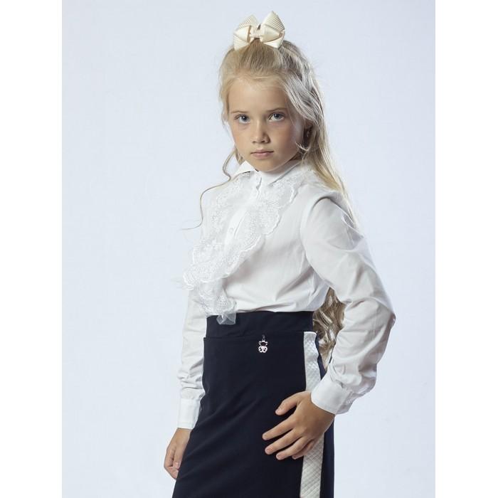 цена на Школьная форма Nota Bene Блузка для девочки 192210813б