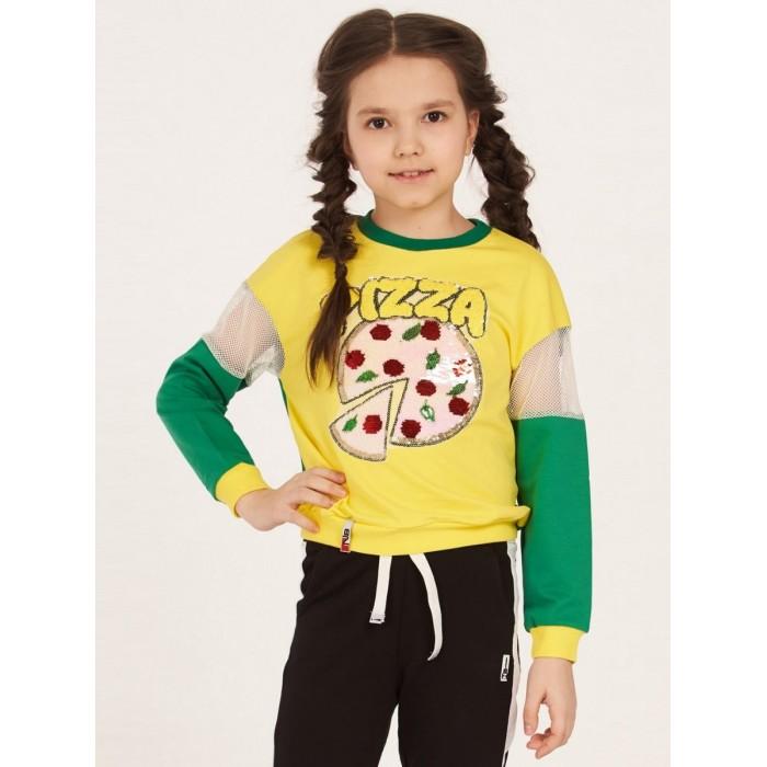 Nota Bene Джемпер для девочки Pizza 2л9241804а