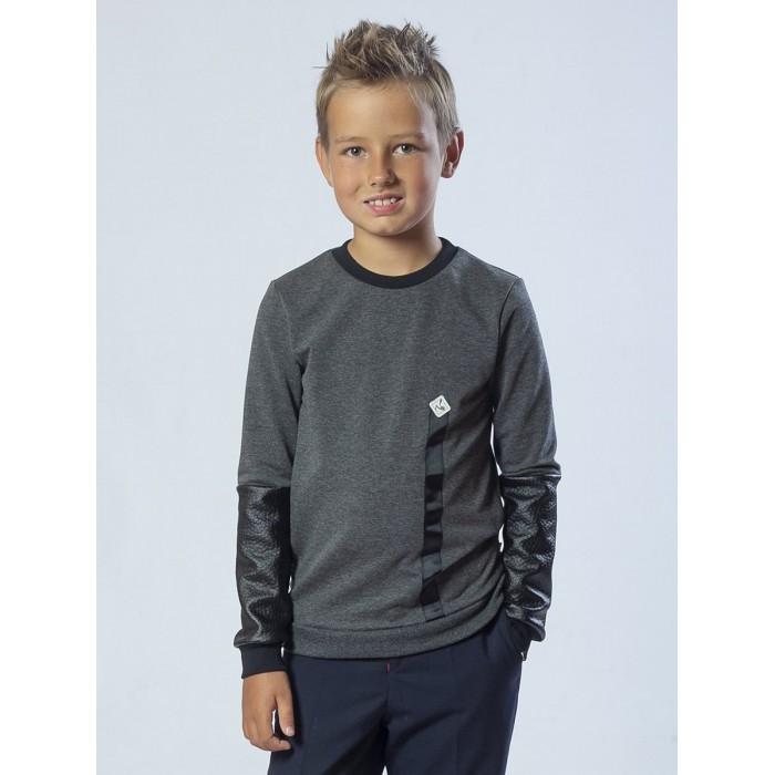 Школьная форма Nota Bene Джемпер для мальчика 192140909 джемпер для мальчика nota bene цвет темно синий 181140305 29 размер 164