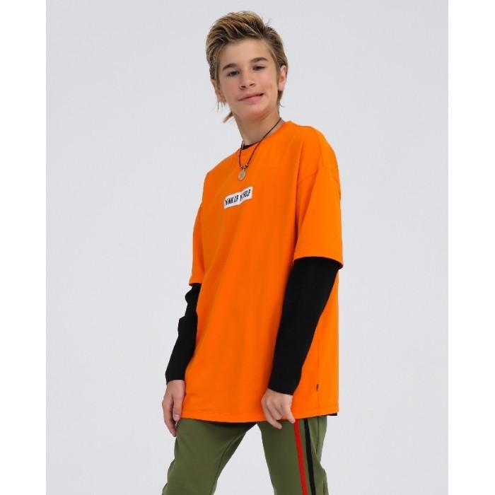 Nota Bene Футболка для мальчика 211160809г