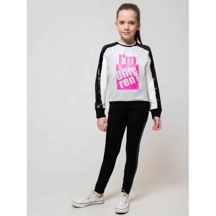 Брюки и джинсы Nota Bene Лосины для девочки 201271504