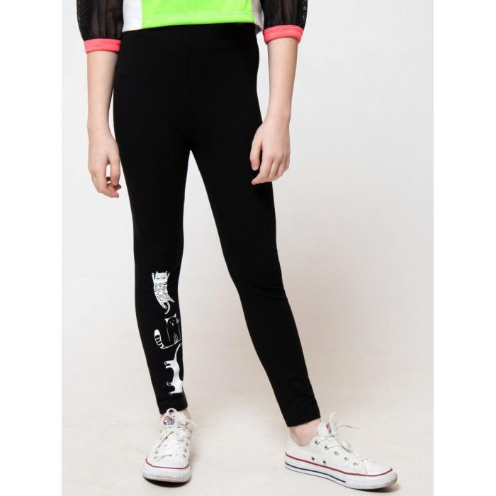 Брюки и джинсы Nota Bene Лосины для девочки 201271601