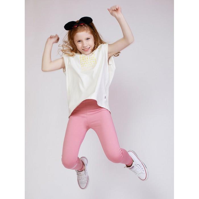 Брюки и джинсы Nota Bene Лосины для девочки 201271601а