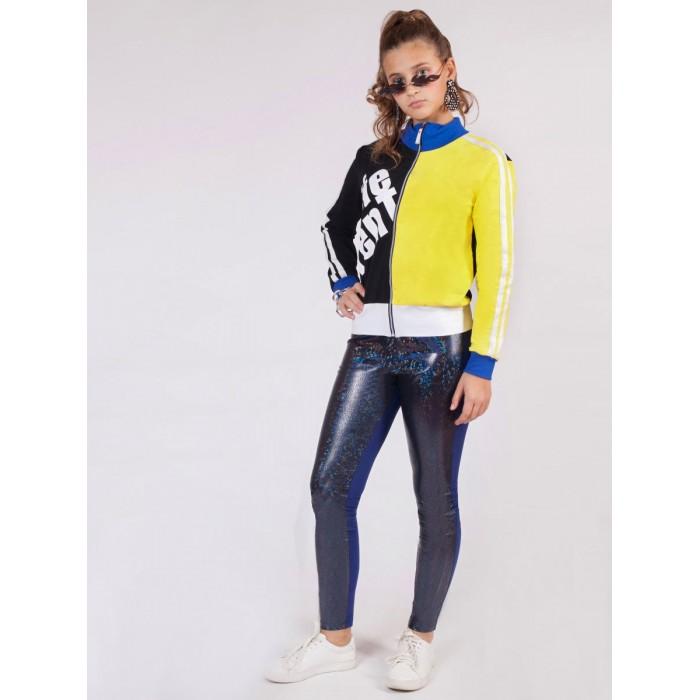 Брюки и джинсы Nota Bene Лосины для девочки 201271607а