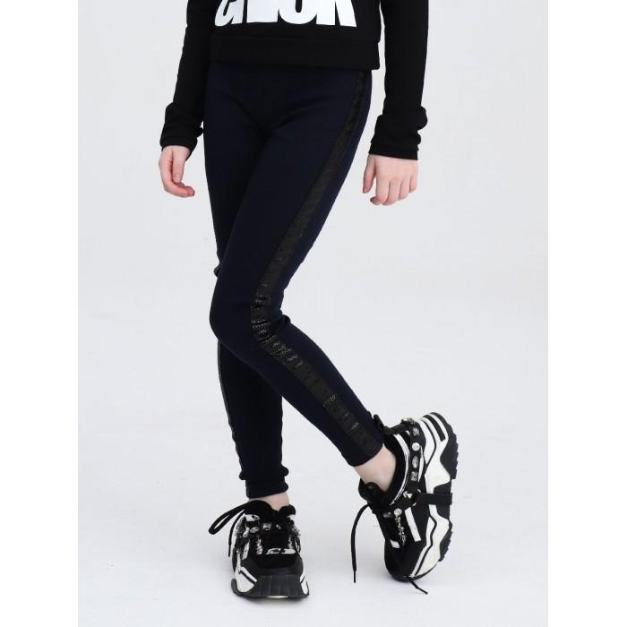 Брюки и джинсы Nota Bene Лосины для девочки 203270108 недорого