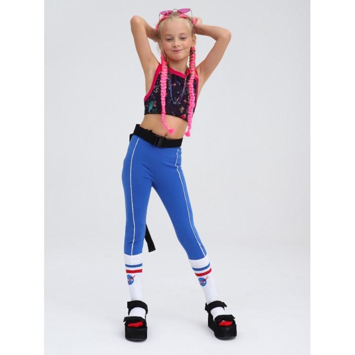 Брюки и джинсы Nota Bene Лосины для девочки 211270404