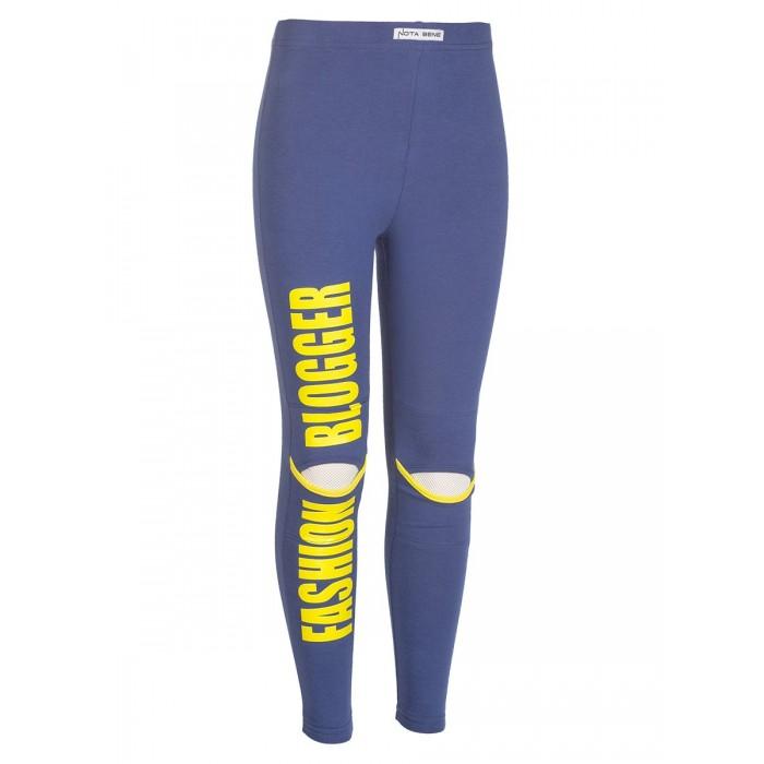 Брюки и джинсы Nota Bene Лосины для девочки Fashion Blogger 2л9271602б