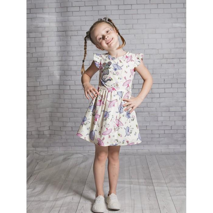 Nota Bene Платье для девочки 2л9210505е фото