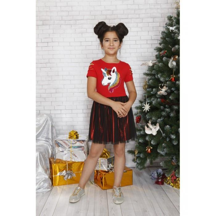 Nota Bene Платье для девочки н9214001