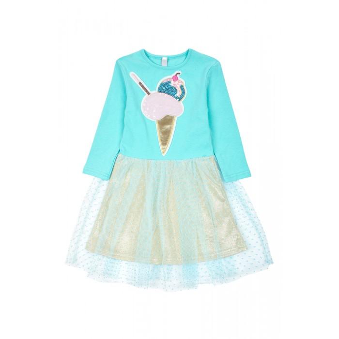 Nota Bene Платье для девочки н9214003а
