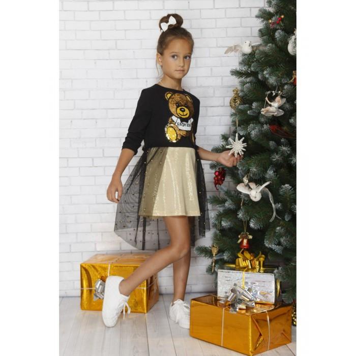 Фото - Платья и сарафаны Nota Bene Платье для девочки н9214004а платья и сарафаны nota bene платье для девочки н9211308б