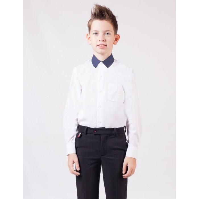 школьная форма coccodrillo кардиган для мальчика back to school boy Школьная форма Nota Bene Сорочка приталенного силуэта для мальчика 7085SDPR